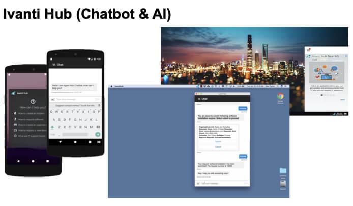 So sieht die App in den unterschiedlichen Betriebssystemen aus.