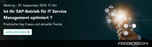 KI, Bots und SAP-Betrieb für optimales IT Service Management