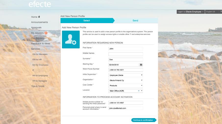 Automatisiertes und dokumentiertes Identity Access Management (IAM) 1
