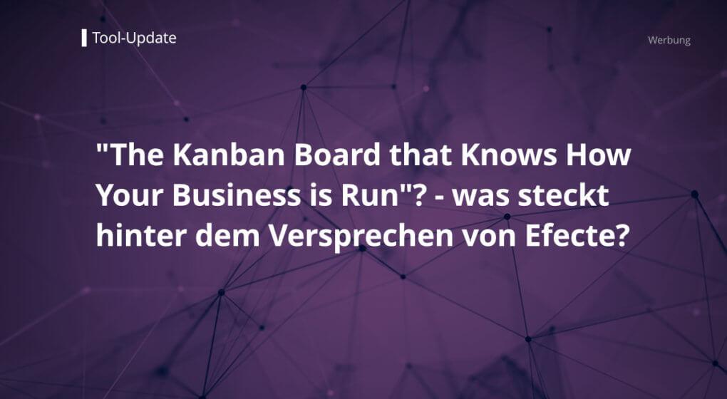 Efecte Kanban Board