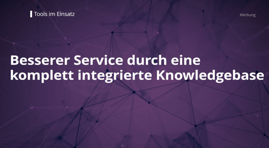 Knowledge-Management mit Kyberna ky2help