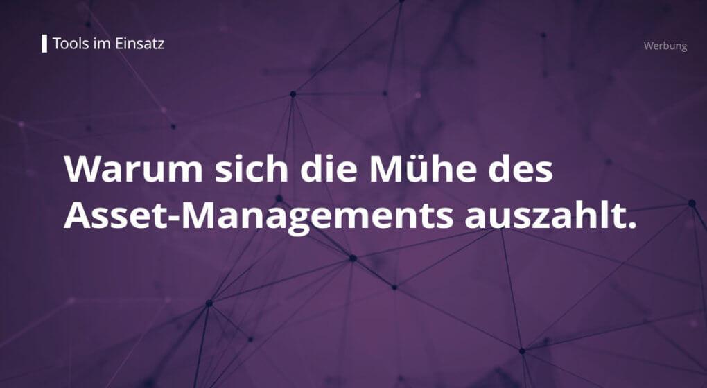Asset-Management mit TOPdesk