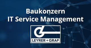 Lyrer + Graf - Baukonzern Referenzkunde 4me